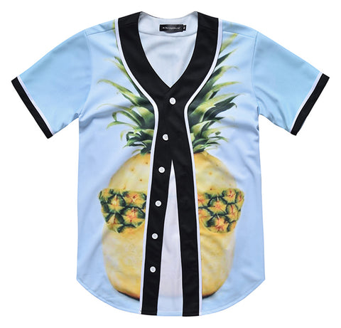 Pizoff Unisex Youth Arc Bottom 3D Print Baseball Team Jersey Shirt Y1724-90