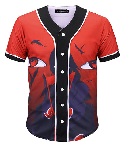 Pizoff Unisex Youth Arc Bottom 3D Print Baseball Team Jersey Shirt Y1724-97