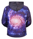 Pizoff Unisex 3D Digital Print Hoodie With Pockets Y1760-M2