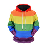 Pizoff Unisex 3D Digital Print Hoodie With Pockets Y1760-M5