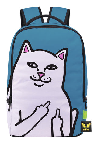 Pizoff Cute Cat Print School Bookbags School Backpack Rucksack Travel Laptop Backpacks Boys Girls Y1799-82