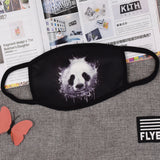 Pizoff Panda Streetstyle Cotton Comfortable Mask Y1898-17