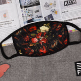 Pizoff Luxury Print Streetstyle Cotton Comfortable Mask Y1898-39