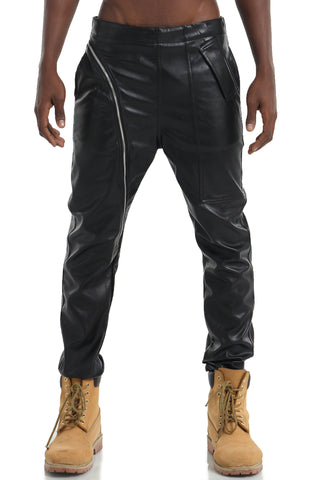 men leather pants Y1714