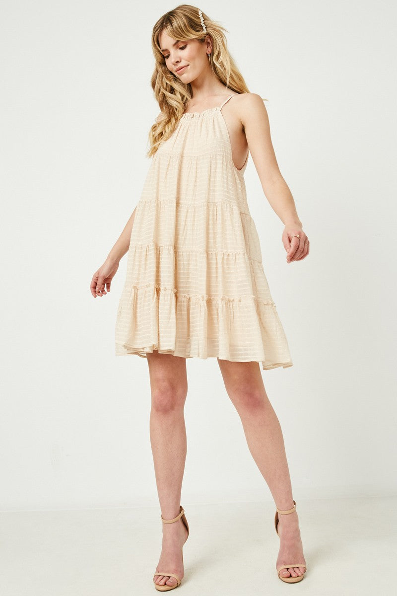 Tiered Jenna Dress