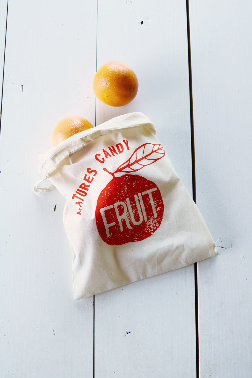 Oh, Little Rabbit - Natures Candy Produce Bag - SISTER LB
