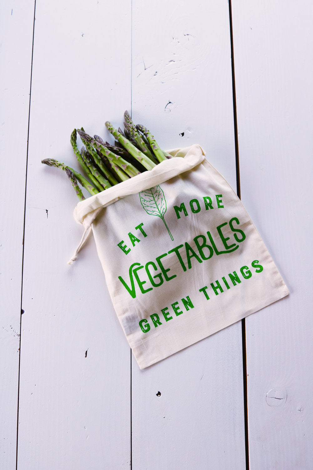 Oh, Little Rabbit - Eat More Vegetables Produce Bag