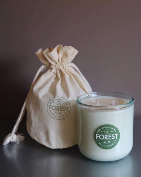 Wilderess - Forest Soy Candle - SISTER LB