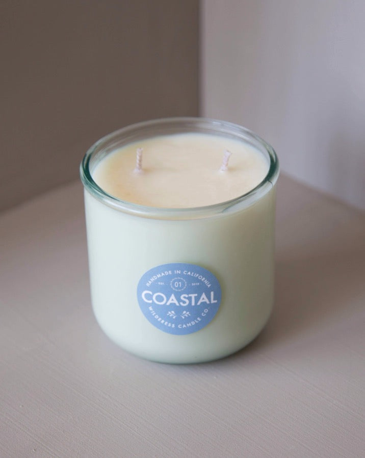 Wilderess - Coastal Soy Candle - SISTER LB