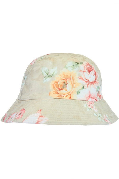 Ashley Floral Bucket Hat - SISTER LB