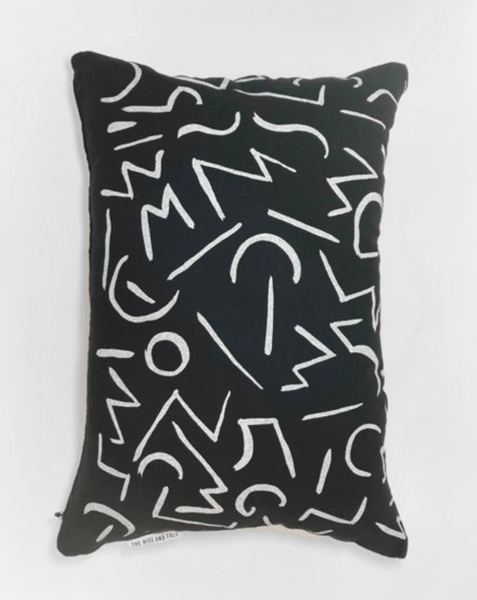 Glyphs Pillow - SISTER LB