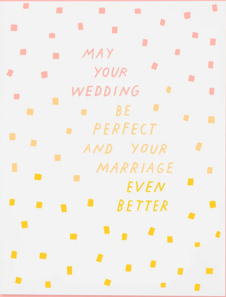 Perfect Wedding Card - SISTER LB