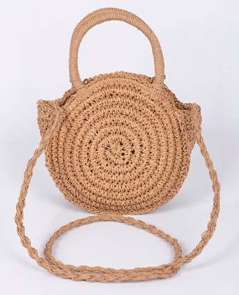 Natural Coastal Crossbody