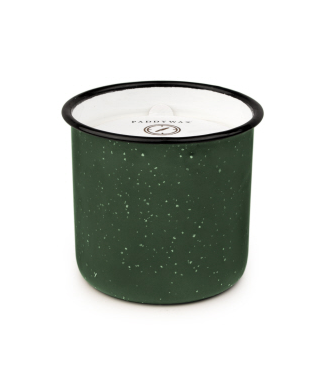 ALPINE 9.5 OZ GREEN EVERGREEN & EMBERS ENAMELWARE - SISTER LB