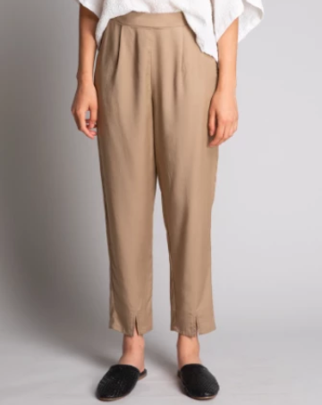Safari Pleat Front Pant
