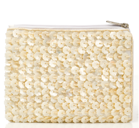 Floral Sequin Crossbody Bag - SISTER LB