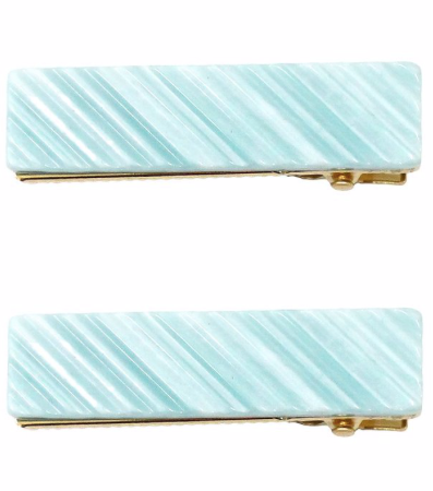 Acrylic Pastel Hair Clips - SISTER LB