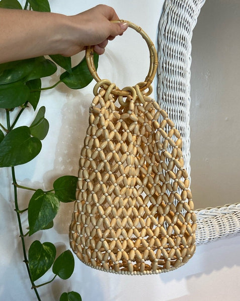 Antibes Beaded Bag