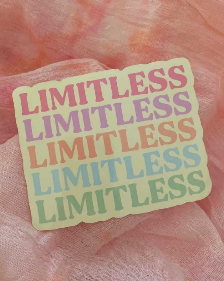 Daisy Natives - Limitless Sticker