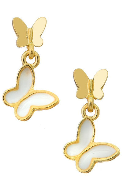 Butterfly Twin Earrings