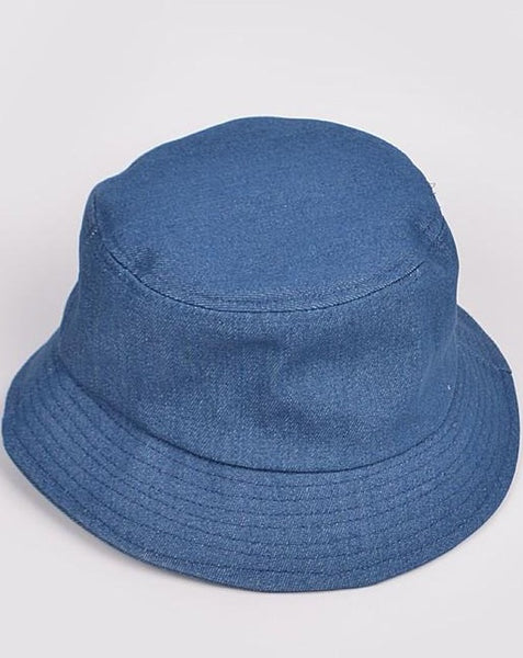 Chambray Bucket Hat - SISTER LB