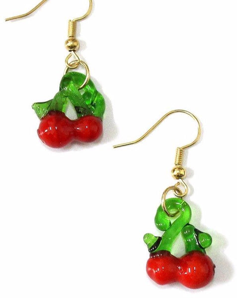 Cherry Orchard Earrings