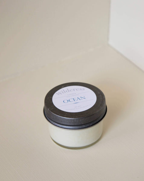 Wilderess - Ocean 20 Hour Soy Candle - SISTER LB