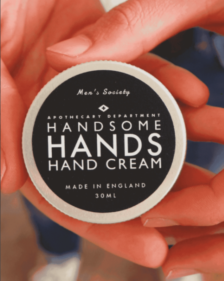 HAND CREAM – HANDSOME HANDS - SISTER LB