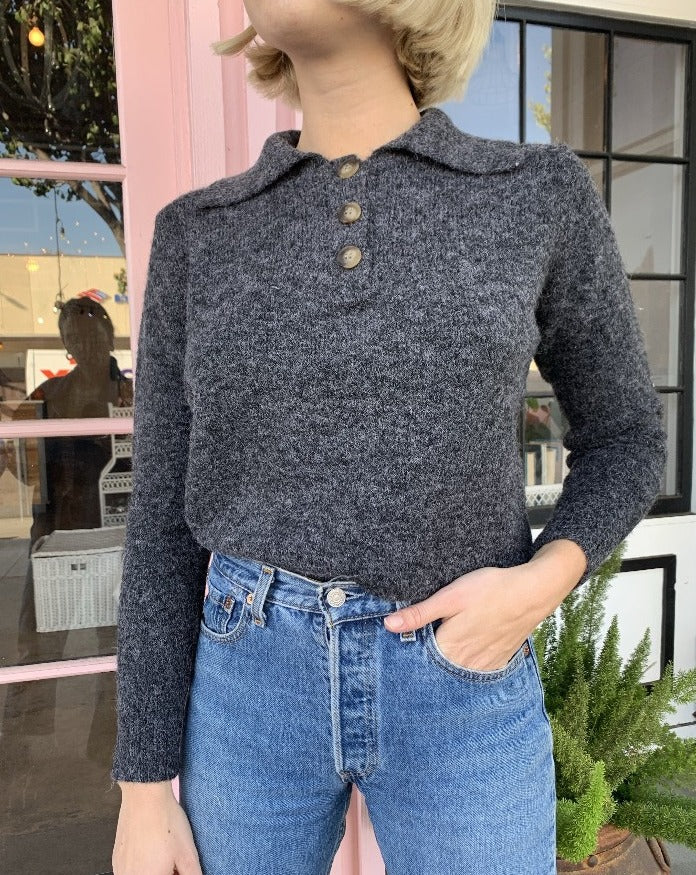 Sweater Henley - SISTER LB