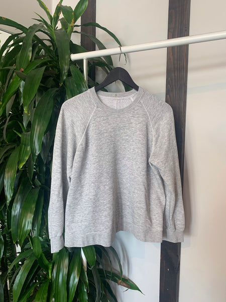 Vintage Heather Gray Sweatshirt