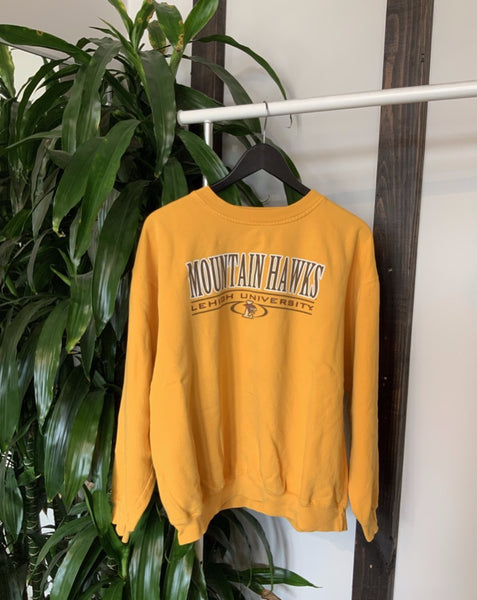 Mountain Hawks Lehigh University Vintage Sweatshirt
