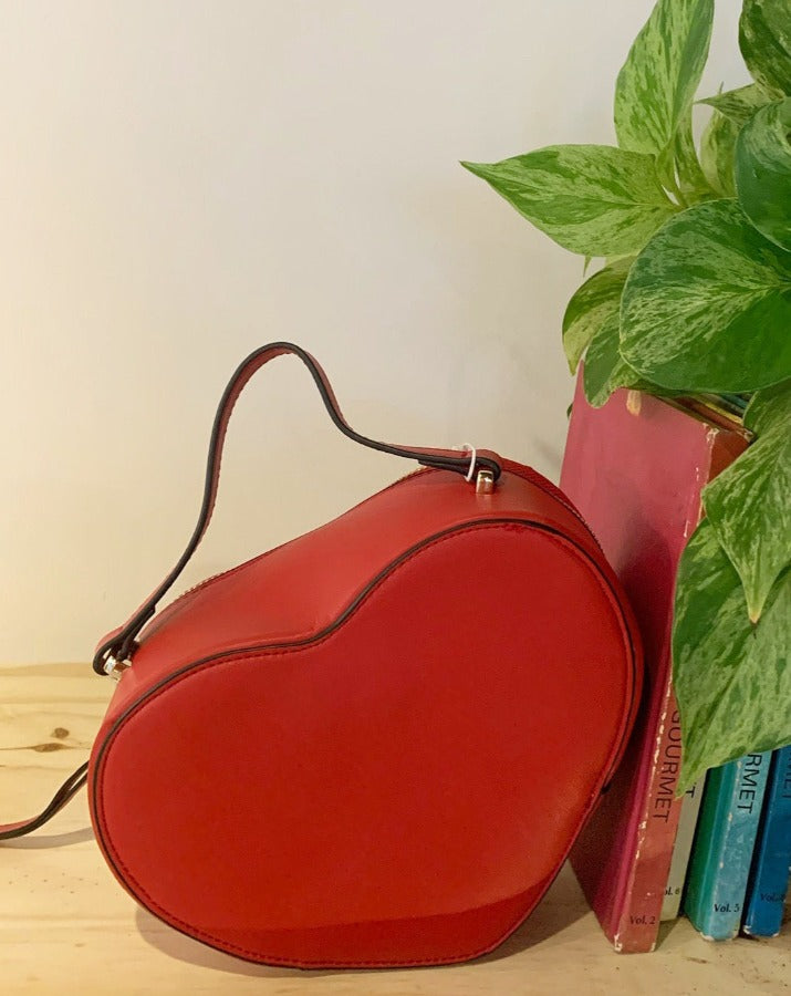 Red Heart Bag - SISTER LB