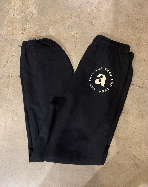 And Then LB Logo Sweatpants