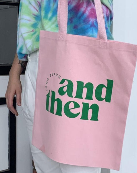 And Then Tote - SISTER LB