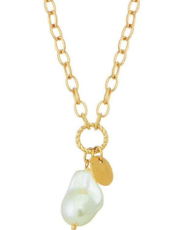Jeanne Freshwater Pearl Necklace