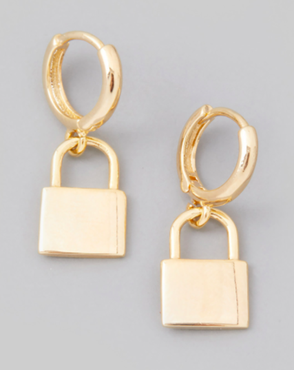 Mini Lock Hoops