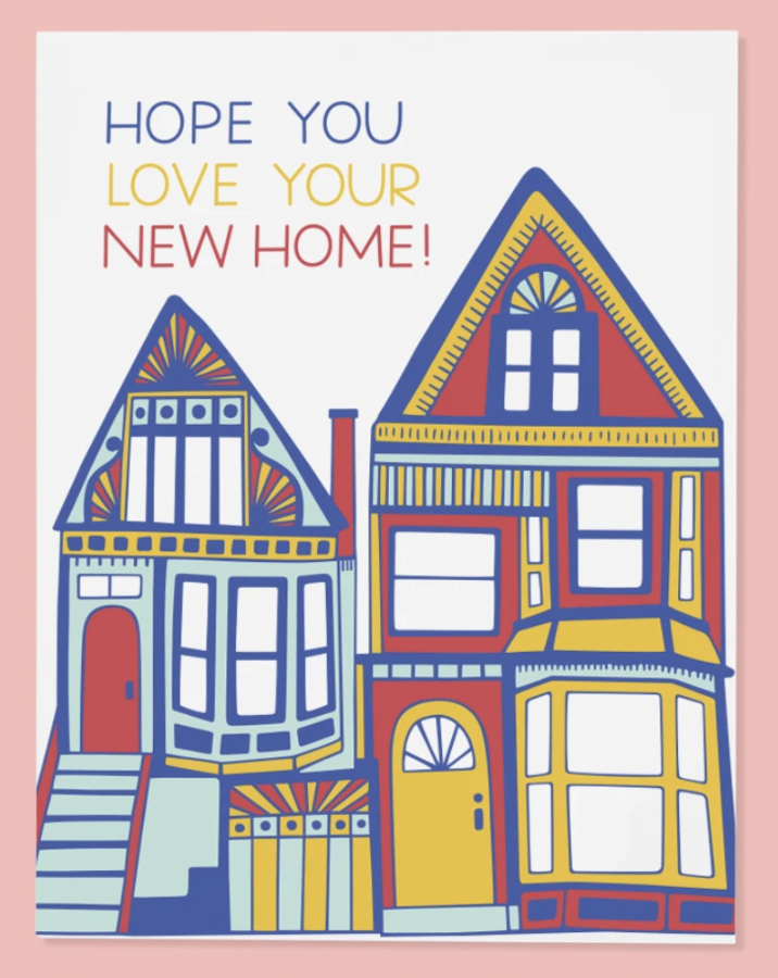 New Home Love Card