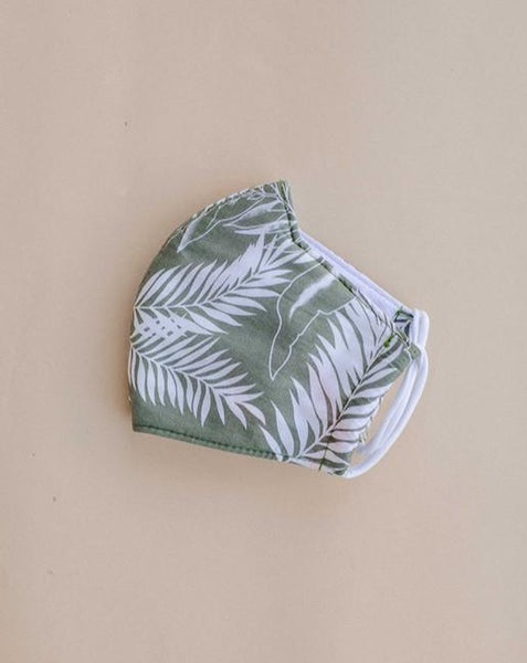 Palm Print Face Mask