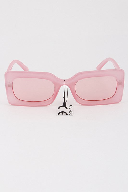 Lily Rectangle Sunglasses - SISTER LB