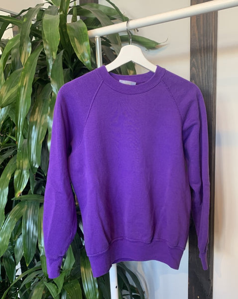 Vintage Fanta Purple Sweatshirt