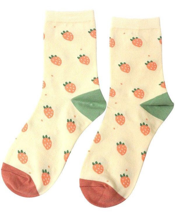 Strawberry Fields Socks