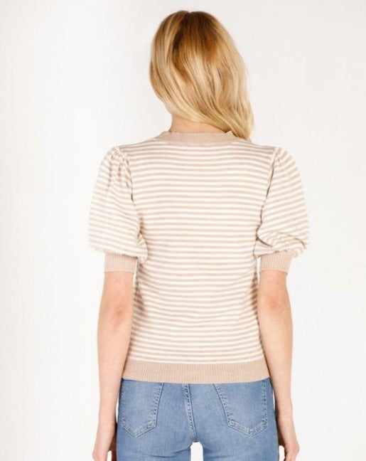 Idyllwild Puff Sleeve Top