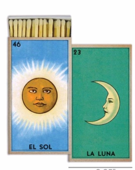 Sun and Moon Matches