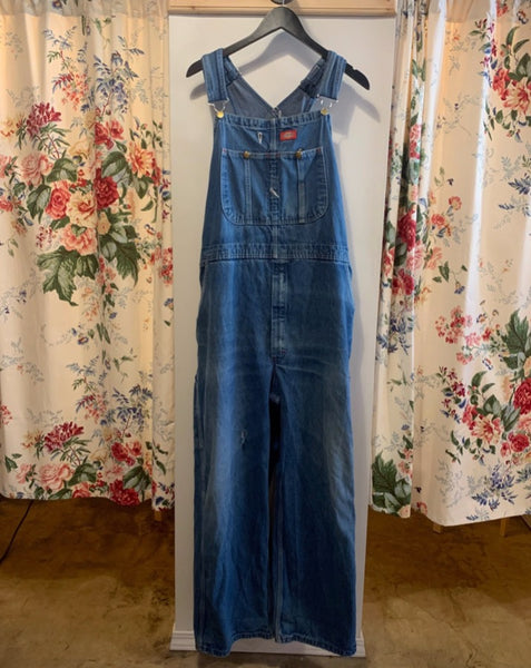 Vintage Dickies Denim Overalls