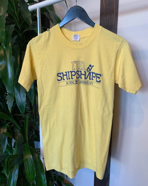 Vintage Ship Shape Tee