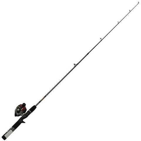 "202 Spincast Combo - 5'6"", 2.-:1 Gear Ratio, 0 Bearings, Medium Action, Right Hand"