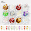 Nail Art Assorted Designs (12 pcs) - 033