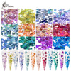 Nail Art Assorted Designs (12 pcs) - 003