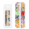 Nail Art Assorted Designs (12 pcs) - 049