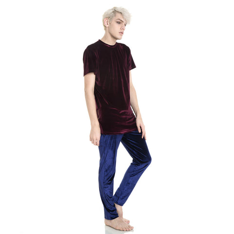 Langes t shirt mit leggings